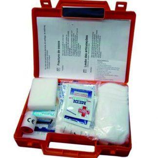 Kit de Emergência - Caixa Laranja