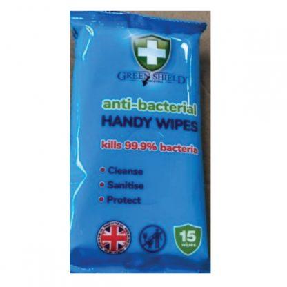 Toalhetes Anti-Bacterianos